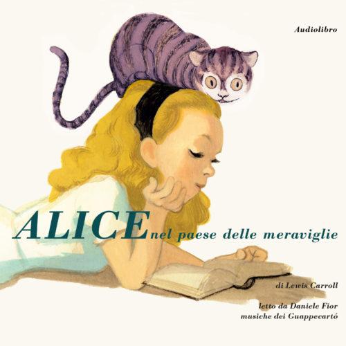 Alice nel paese delle meraviglie Audiolibro mp3