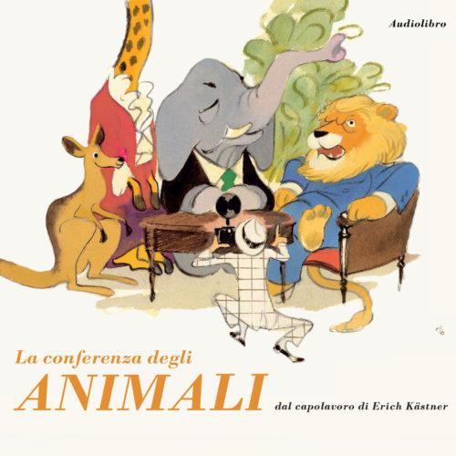 La conferenza Animali audiolibro