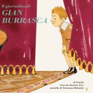 Audiolibro Gian Burrasca
